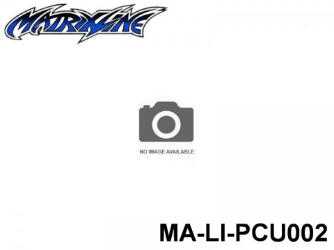 311 MODIFIED RADIATOR GRILL FOR TOURING CAR Body MA-LI-PCU002 0.9mm-0.035 Polycarbonate (from Japan)