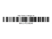 295 Modified Vertical Engine MA-LI-PCU8246 Polycarbonate (from Japan)