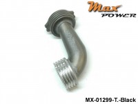 MAX-POWER MX-01299-T.-Black Conical Manifold 90° MAX (1)