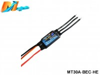 Maytech MT30A‐BEC‐HE Brushless Speed Controller