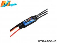 Maytech MT40A‐BEC‐HE Brushless Speed Controller