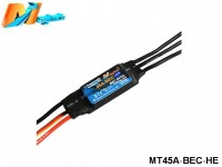 Maytech MT45A‐BEC‐HE Brushless Speed Controller
