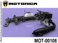 MOT-00108 Motonica KIT COMPLETE P8F COMBO TECH 00108