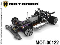 MOT-00122 Motonica KIT P81 RS 2 ORANGE CHASSIS 00122