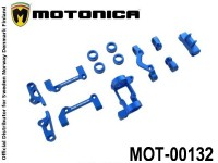 MOT-00132 Motonica Blue Metal parts upgrade kit 00132
