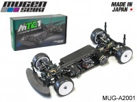 Mugen-Seiki MUG-A2001 MTC 1-10 4WD EP Touring Kit W-O Wheels