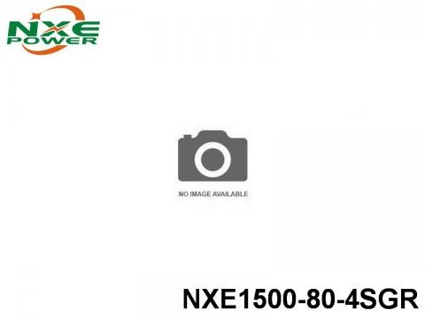 44 NXE1500-80-4SGR 1500mAh 14.8V