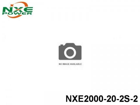 15 NXE2000-20-2S-2 2000mAh 7.4V