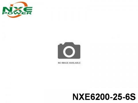 296 NXE6200-25-6S 6200mAh 22.2V
