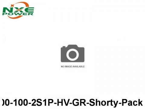 14 NXEC6000-100-2S1P-HV-GR-Shorty-Pack 6000mAh 7.6V