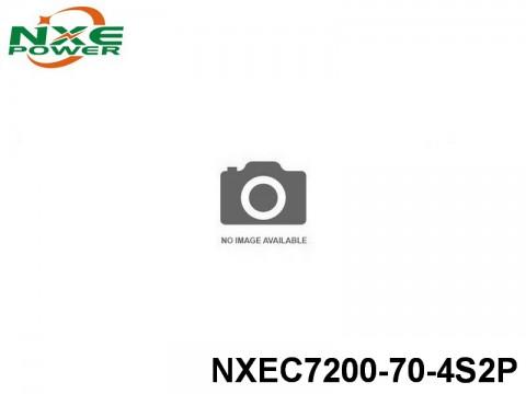 43 NXEC7200-70-4S2P 7200mAh 14.8V