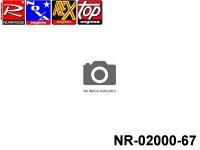Novarossi NR-02000-67 Cooling Head R67 lOcc 050