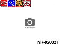 Novarossi NR-02002T Marine Aluminium Round Polished Cooling Head 3,5cc 040mm 4 Screws Serigraph RACE PLUS 2l M