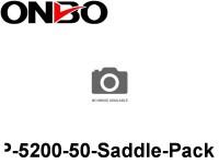 ONBO Power No14 - OP-5200-50-Saddle Pack mAh5200 7.4V 2S1P 50C(260.0A) 100C(520.0A)