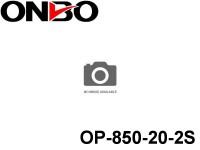 ONBO Power No2005 - OP-850-20-2S mAh850 7.4V 2S1P 20C(17.0A) 40C(34.0A)