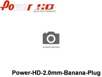 Power HD ACCESSORIES 2.0mm Banana Plug