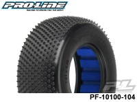 Protoform PF-10100-104 Pin Point SC 2.273.0 Z4 Soft Carpet Off-Road Carpet Tires 2 for sc Trucks Front or Rear