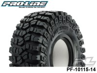 Protoform PF-10115-14 Flat Iron XL 2.2 G8 Rock Terrain Truck Tires 2 for Front or Rear