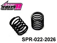 Spec-R 20mm Big Bore Shock Spring for 1/10 Touring Car (026) SPR022-2026
