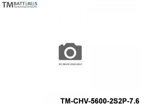 38 TM-Batteries Car LIPO TM-CHV-5600-2S2P-7.6 2S2P