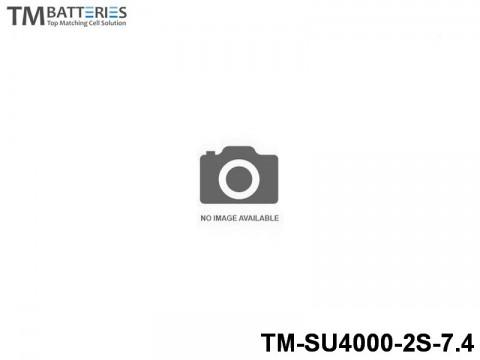 145 TM-Batteries Airplane LIPO TM-SU4000-2S-7.4 2S