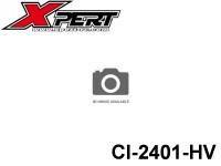 XPERT Micro Type Servo CI-2401-HV 450 CCPM 1/16 EP Car Airplane