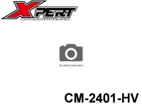 XPERT Micro Type Servo CM-2401-HV 450 CCPM 1/16 EP Car Airplane